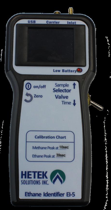 EI-5 Ethane Gas Identifier